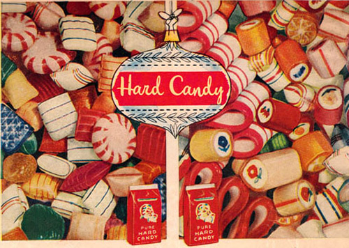 christmas hard candy ribbon candy - Christmas Hard Candy