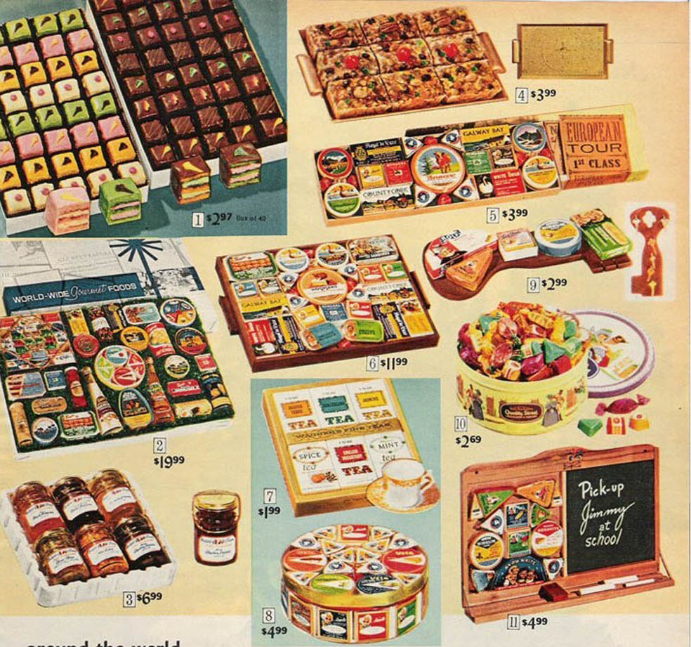 christmas catalog mix sausage cheese jetpack jason - Christmas Food Catalogs
